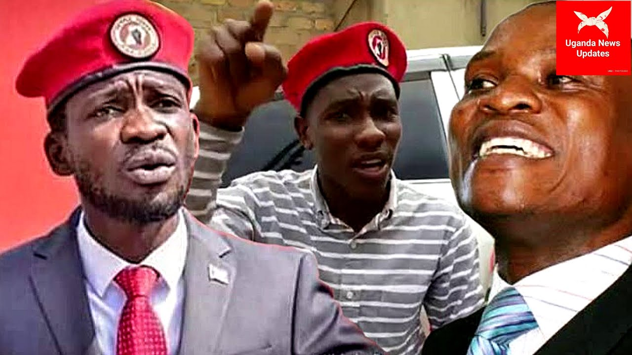 Bobi Wine ayambazizza mutabani wa Tamale Mirundi Berett Ya People Power