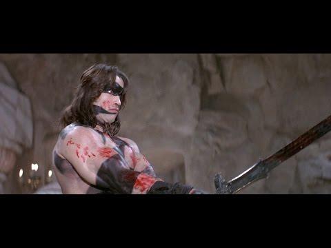Krokus the Barbarian or Conan's Screaming in the Night!