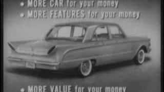 1961 Comet Dealer Training Film VS Pontiac Tempest - Part 2