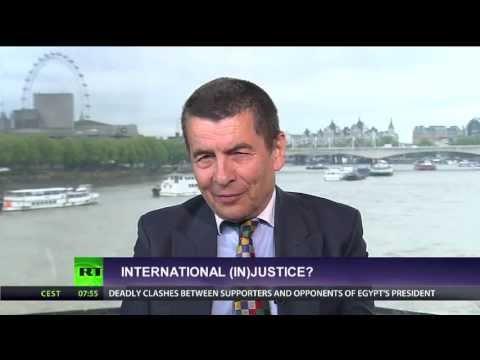 International (in)justice?