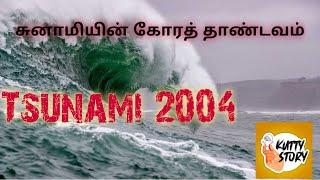 Tsunami 2004 in Tamilnadu  சுனாமியின் கோரத் தாண்டவம் Kutty Story Tamil