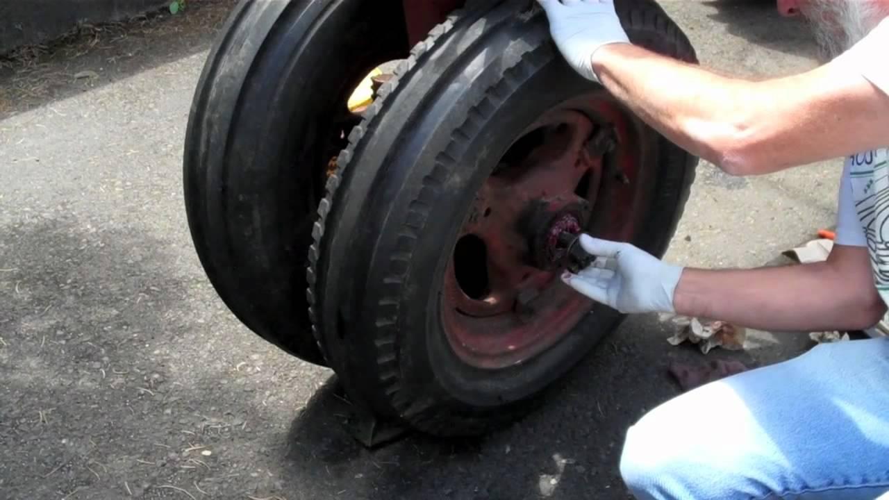 hight resolution of wheel bearing changeout for farmall m mov youtube farmall m wheel bearing diagram