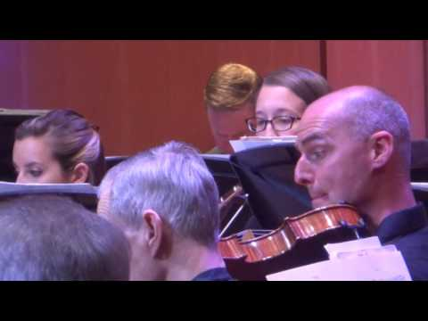 Symphony No. 31.  Wolfgang Amadeus Mozart.  Allegro Chamber Orchestra.  Brian Norcross, Conductor.