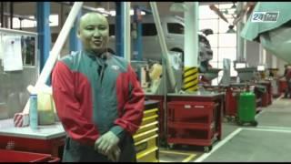 Страна труда. Автомеханик - секреты мастера с золотыми руками