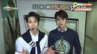 Video [PL] 150523 Show Champion Backstage - SMRookies Doyoung & Jaehyun download MP3, 3GP, MP4, WEBM, AVI, FLV Mei 2018
