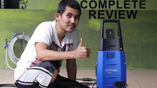 Nilfisk Pressure Washers c110 Test & Review after 48 times of usage!
