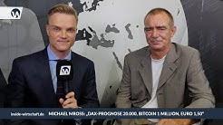 "Michael Mross: ""Dax-Prognose 20.000, Bitcoin 1 Million, Euro 1,50"""