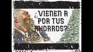 COLAPSO ECONÓMICO MUNDIAL:¡BANCOS QUIEREN ROBARTE ELIMINANDO EL EFECTIVO!