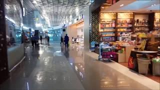 Soekarno Hatta Airport of Jakarta Indonesia - Terminal 3 Ultimate - Domestic Departures (Tangerang)