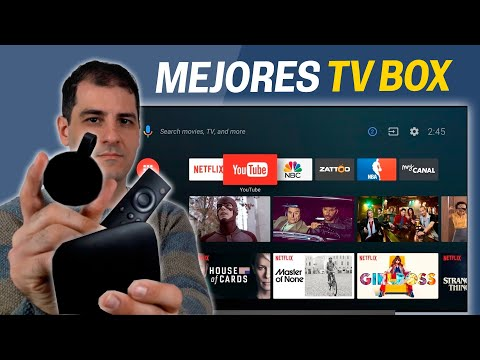 Convertir TV en Smart TV con estos dispositivos | Los Mejores