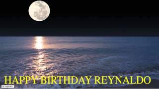 Reynaldo  Moon La Luna - Happy Birthday