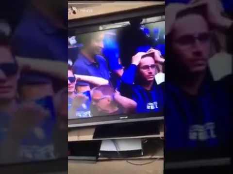 Inter-Milan 2-2, Balotelli esulta al gol di Zapata: 'Non parla più nessuno!'