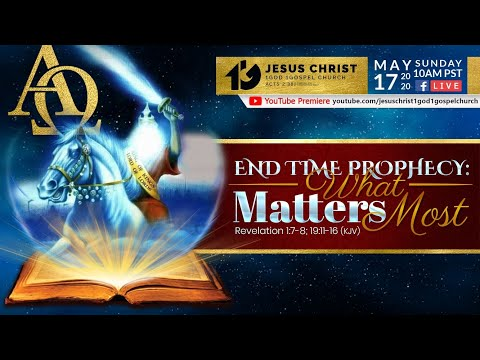 End Time Prophecy: