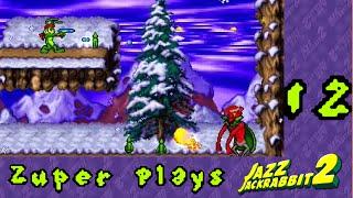 Zuper Plays: Jazz Jackrabbit 2 - Part 12/FINAL: Christmas In April?