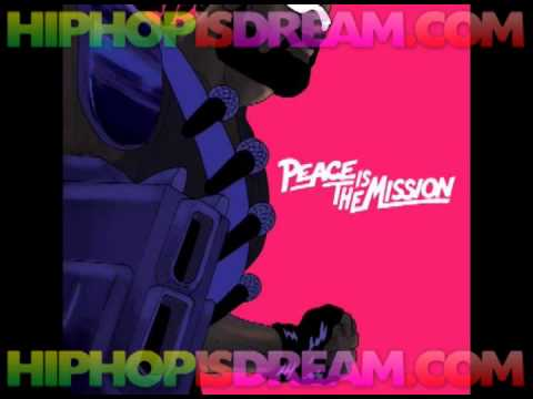 Major Lazer - Peace Is The Mission [FULL ALBUM]