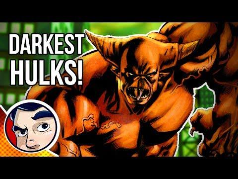 Darkest Alternate Universe HULKS! - RnBe