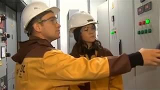 Профессионалы  Электромонтер на буровой 2017 10 12