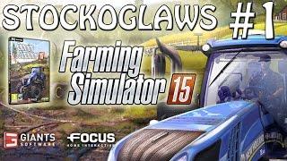 Lets Play Farming Simulator 2015 - Episode 1 ( We Go Explore )