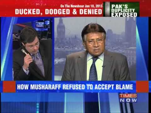 Musharraffs Kargil lies exposed.