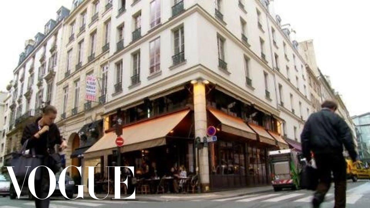 paris street style rue saint honor youtube. Black Bedroom Furniture Sets. Home Design Ideas