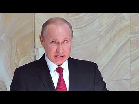 Сенсационное выступление Путина
