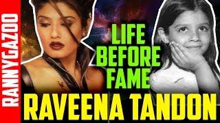 Raveena Tandon biography - profile, movies, wiki, bio, daughter, age & early life - Life Before Fame