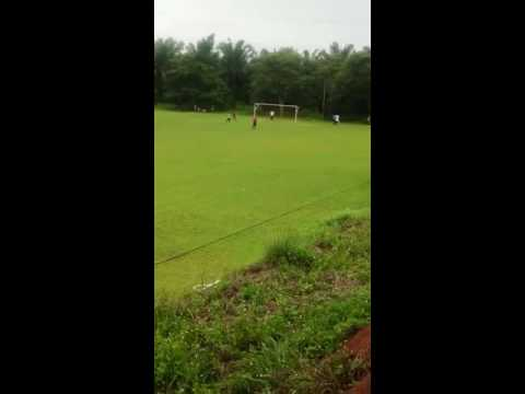 Final liga Segamat Johor
