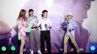 正皓玄闖歌壇日名模八木Alissa 站台拍MV.