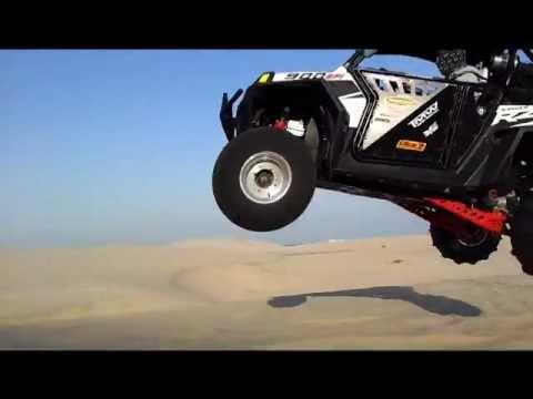 Qatar camp 2012- Polaris jump -سيلين