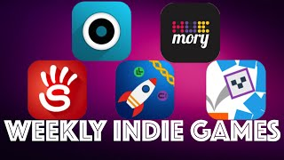 Stop, Elude... | Weekly Indie Games Ep. 15 | iOS, Android