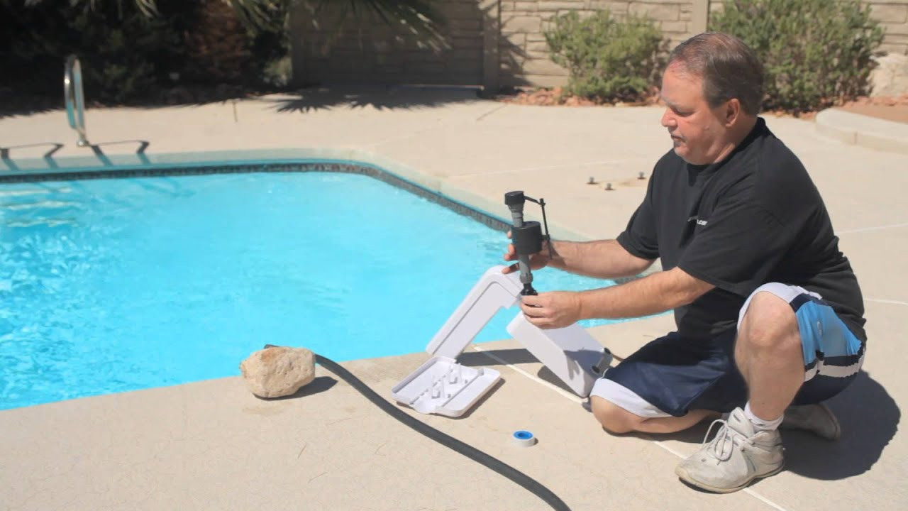 How To Replace A Pool Water Leveler Pools Amp Spas Youtube