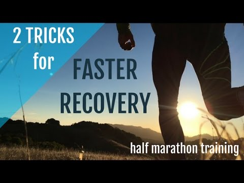 Half Marathon Training for Beginners | 2 Tricks for Faster Recovery!