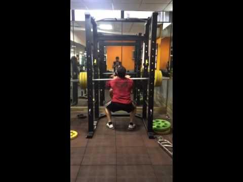 Front Squats 80kg_Abhinav Malhotra_Ballistic