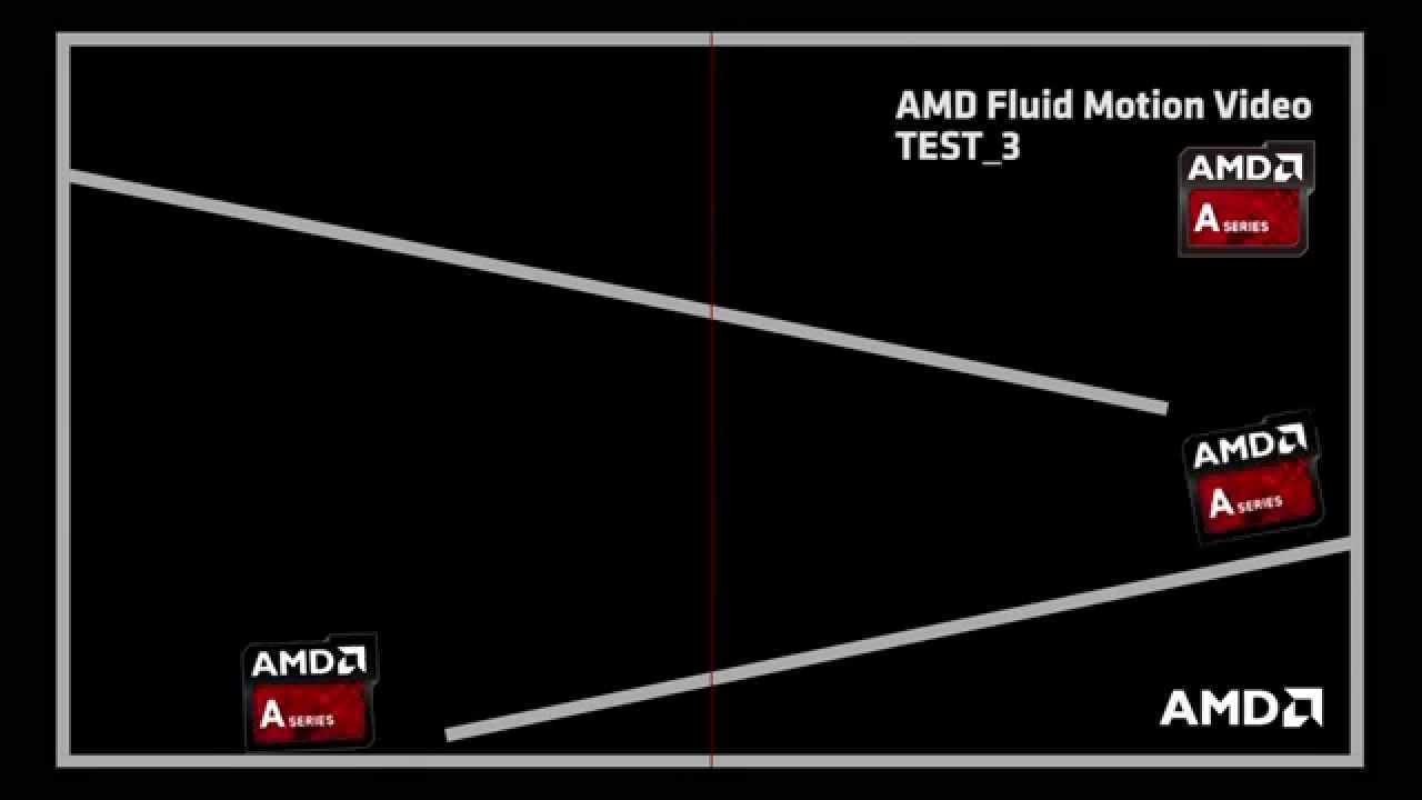 BFRC를 이용한 팟플레이어 60 FPS 재생 (AMD 플루이드 모션)