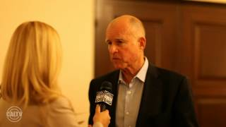 CalTV News Exclusive Interview: Gov. Jerry Brown