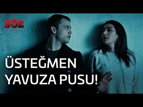 Söz | 2.Bölüm - Üsteğmen Yavuz'a Pusu!