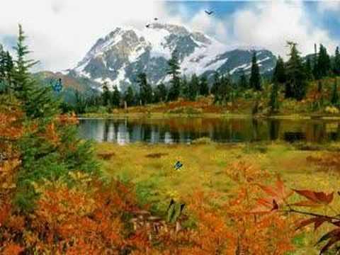 Mountain lake screensaver youtube - Mountain screensavers free ...
