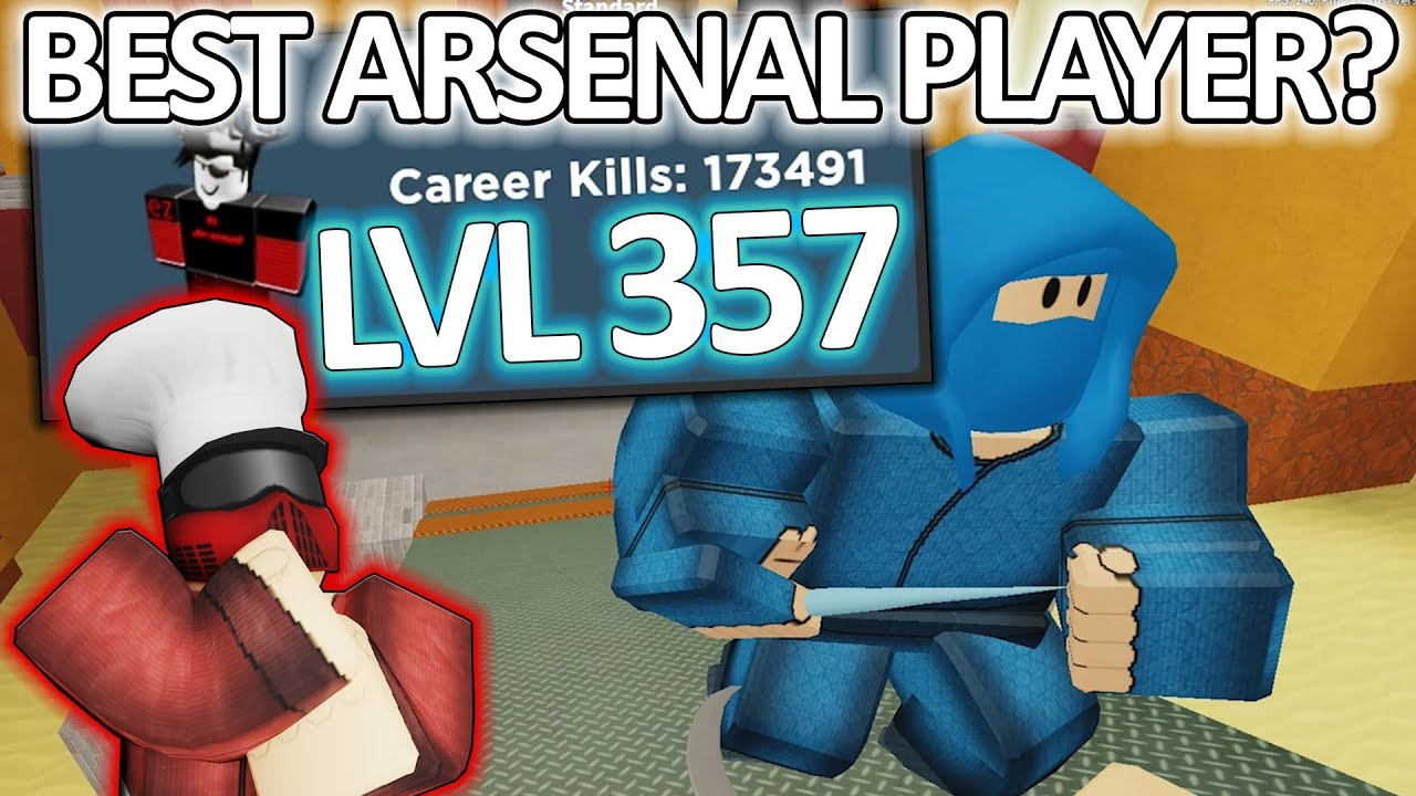 Bandits Arsenal Roblox