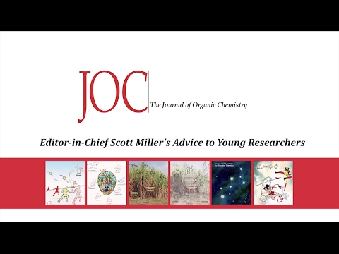 Editor-in-Chief Scott Miller's Advice to Young Researchers