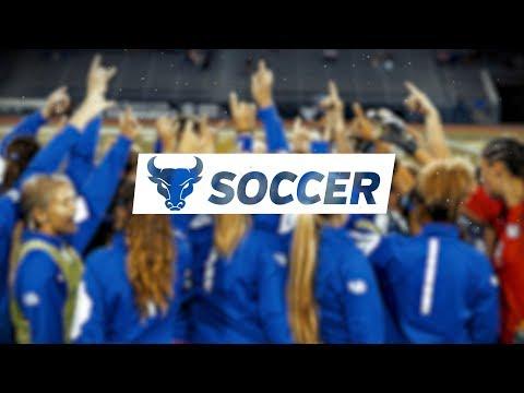 UB Women's Soccer vs Northern Illinois 9-24-17