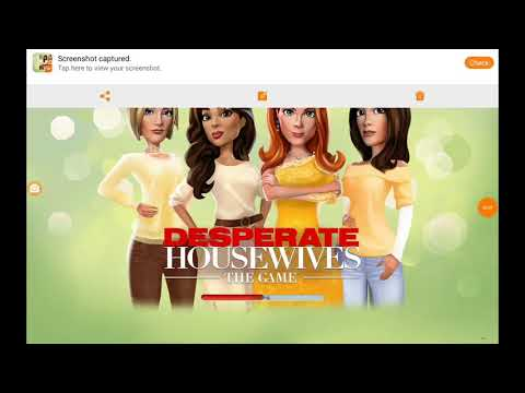 Desperate Housewives The Game (gameplay) Ep 1