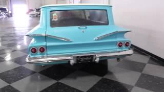 1445 DFW 1960 Chevy Sedan Delivery