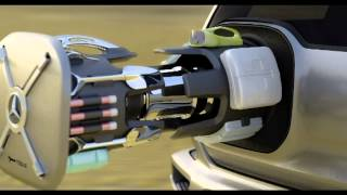 Mercedes Ener-G-Force -- Il fuoristrada di domani