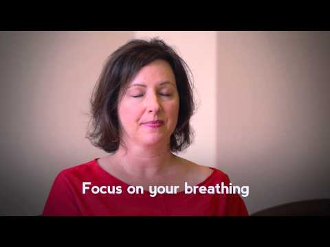 Breath Awareness | UCLA Rehabilitation Services