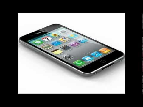 New iPhone 5 smartphone 2012