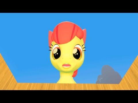 Cursed Pony Magic: Apple Bloom