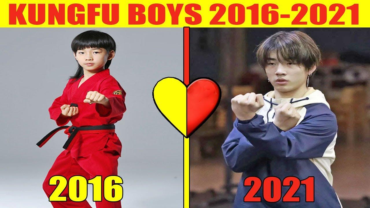 Download 💛❤️ KungFu Boys Actors 2016-2021(Passed 5 Years🔥) | 龙拳小子 演员们 2016-2021 (通过5年🔥)