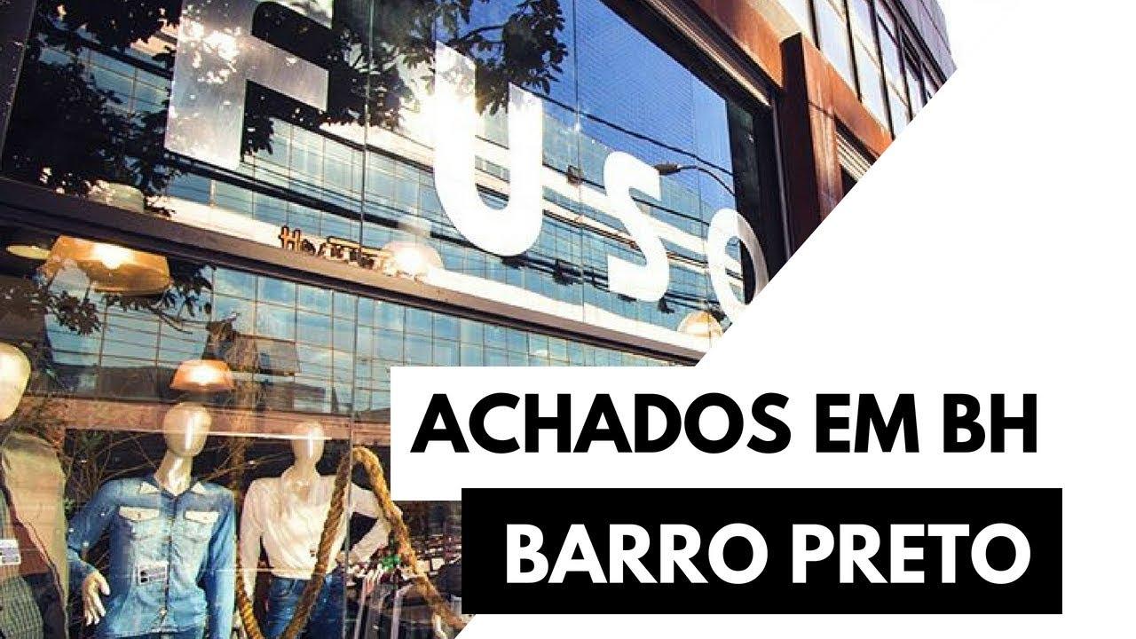 c442c5c43 Achados no Barro Preto + loja de makes importadas    por Ana Luiza ...