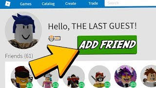 ADDING THE LAST GUEST's ROBLOX ACCOUNT!