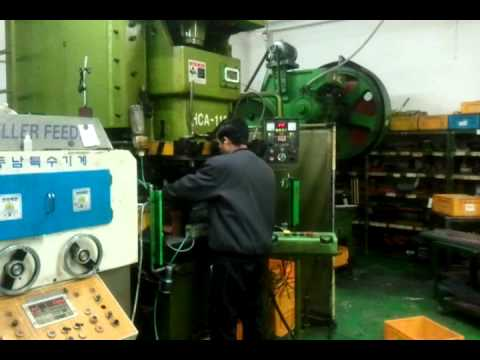 Fateh khan karsal at south korea press work